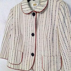 Talbot's Petite Stretch blazer